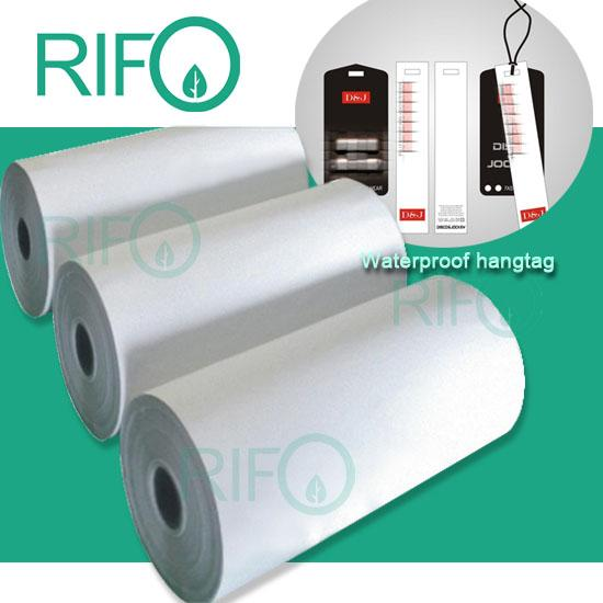RPH-150 double coated PP synthetic paper