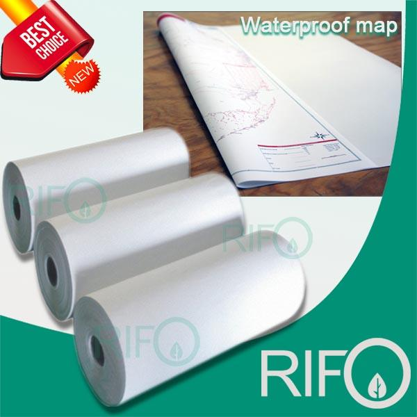 RPH-230 PP double coated synthetic paper