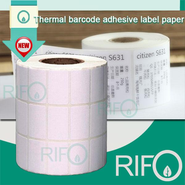 RTM-90 BOPP thermal coating synthetic label paper